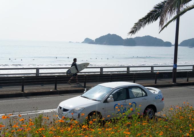 徳島かいふ自動車学校周辺コース